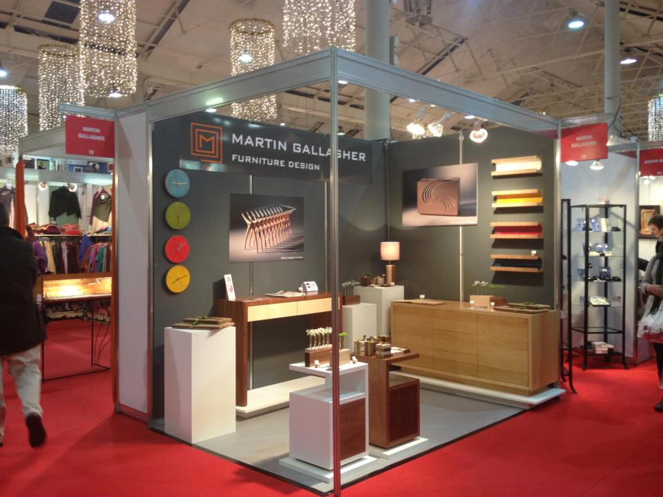 martins stand RDS