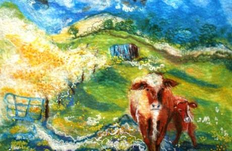 Cow Michelle McKee