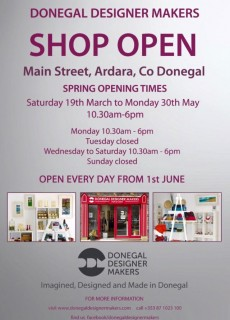 Ardara Craft shop